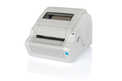 Lokale- en netwerkprinter voor markeersjabloon >100mm