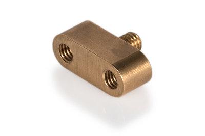 P07898 adapter voor 2 borstels voor TIG Brush